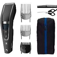 Philips HC5632/15 Series 5000 - Cortapelos para cabello y barba (incluye estuche blando y kit de barber)