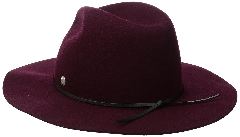 37f375cf3b0 Amazon.com  The Dex Wide Brimmed Hat Wool Felt Fedora  Clothing