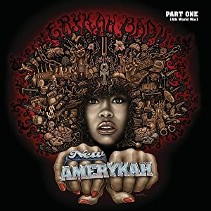 Erykah Badu / New Amerykah Part One: 4th World War