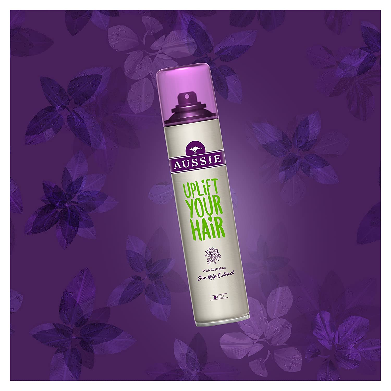 Aussie doble personalidad 250ml Hairspray alta Hold & High Shine (Pack de 3) Procter and Gamble Spain 5011321626478