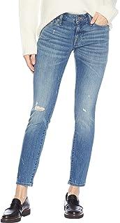 Lucky Brand Womens Mid Rise Lolita Skinny Jean in Ballinger