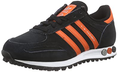 adidas la trainer orange