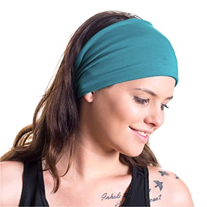 Amazon Com Red Dust Active Yoga Headband Ideal For Sports