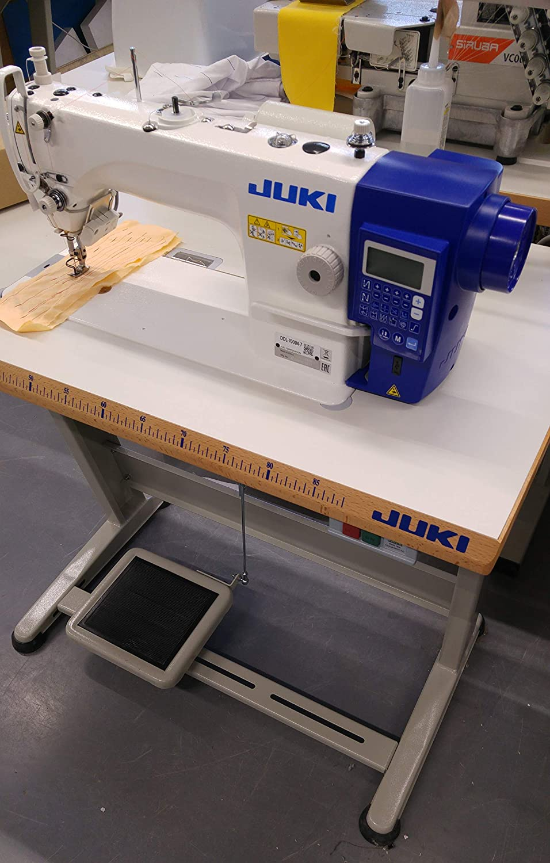 Máquina de coser industrial DDL 7000A de Juki, cortadora de hilos ...