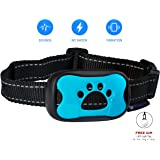 No Bark Collar dog Training. Humane Device for Bark Control and Train Your Pet - 7 Sensitivity level to No Bark Collar dog Training. Safe Humane Static Shock & Sound Device for Bark Control and Train Your Pet - 7 Sensitivity level