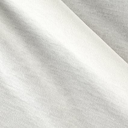 White Cotton Knit Fabric By the Yard 89490 74 Inches Wide