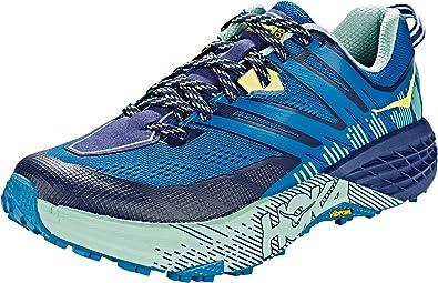 HOKA ONE One Speedgoat 3 Deportivas Mujeres Azul - 37 1/3 - Running/Trail: Amazon.es: Zapatos y complementos