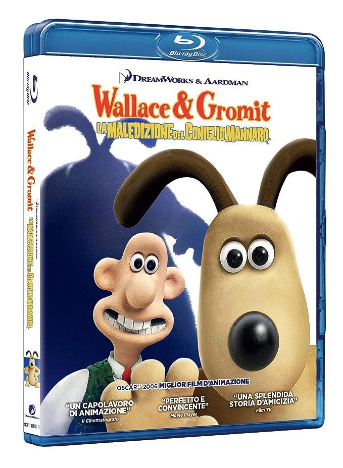 Wallace & Gromit - La Maledizione Del Coniglio Mannaro [Italia]
