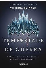 Tempestade de guerra (A Rainha Vermelha Livro 4) (Portuguese Edition) Kindle Edition