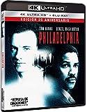 Philadelphia (4K UHD + BD) [Blu-ray]