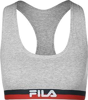 c331a523085 Fila Women s Sports Bra  Amazon.co.uk  Clothing