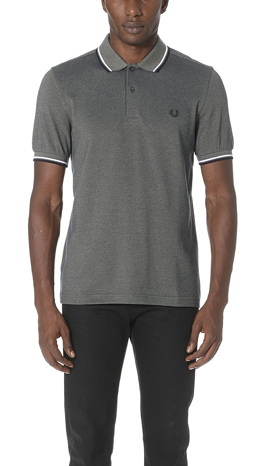 Fred Perry Mens Twin Tipped Shirt
