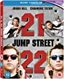 21 Jump Street/22 Jump Street Double Pack [Blu-ray] [Region Free] [UV Edition Not Available]
