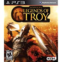 Warriors: Legends of Troy  - PlayStation 3 Standard Edition