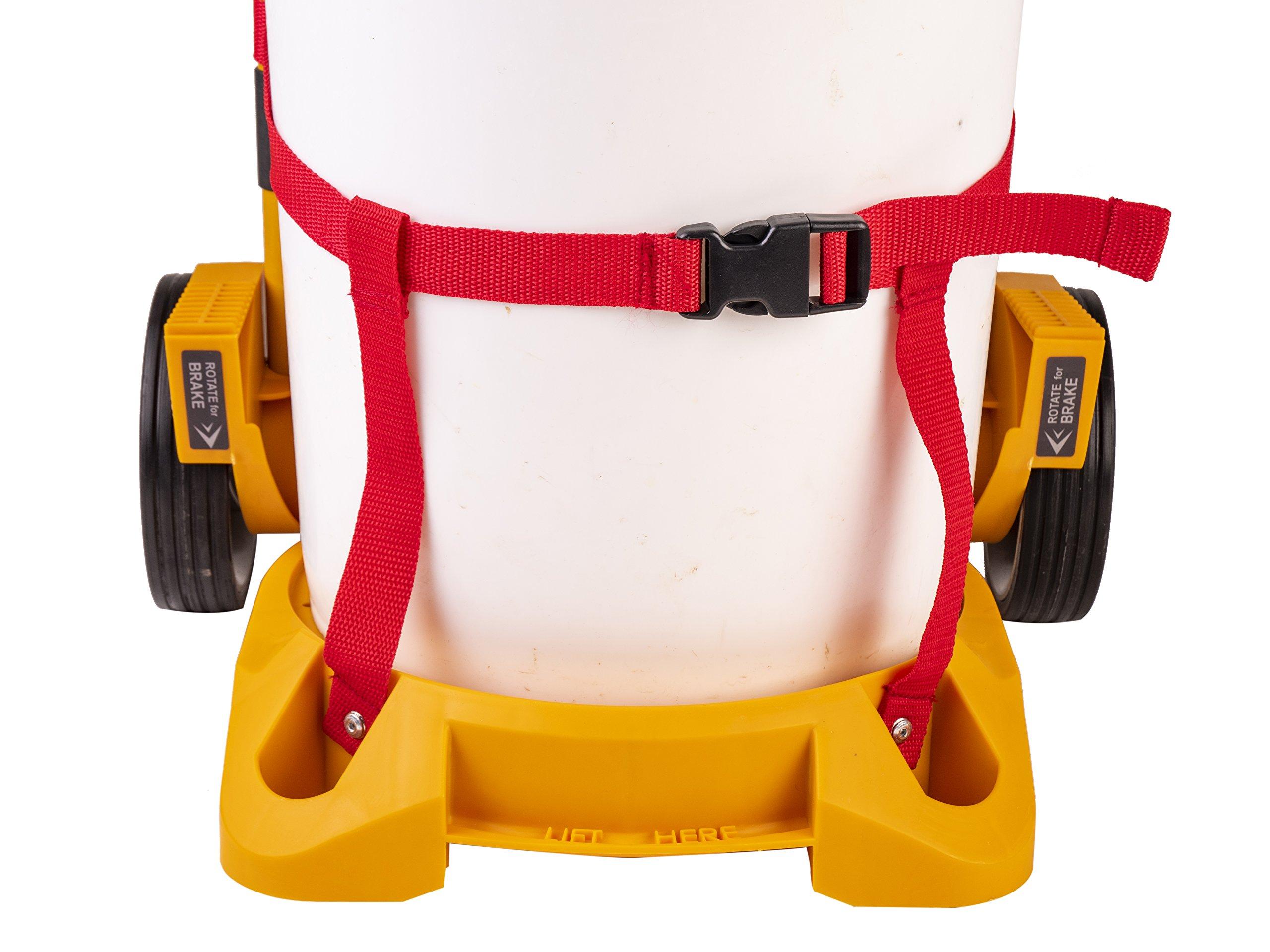 Bucket Buggy Bucket Mover by Umbro (Image #3)