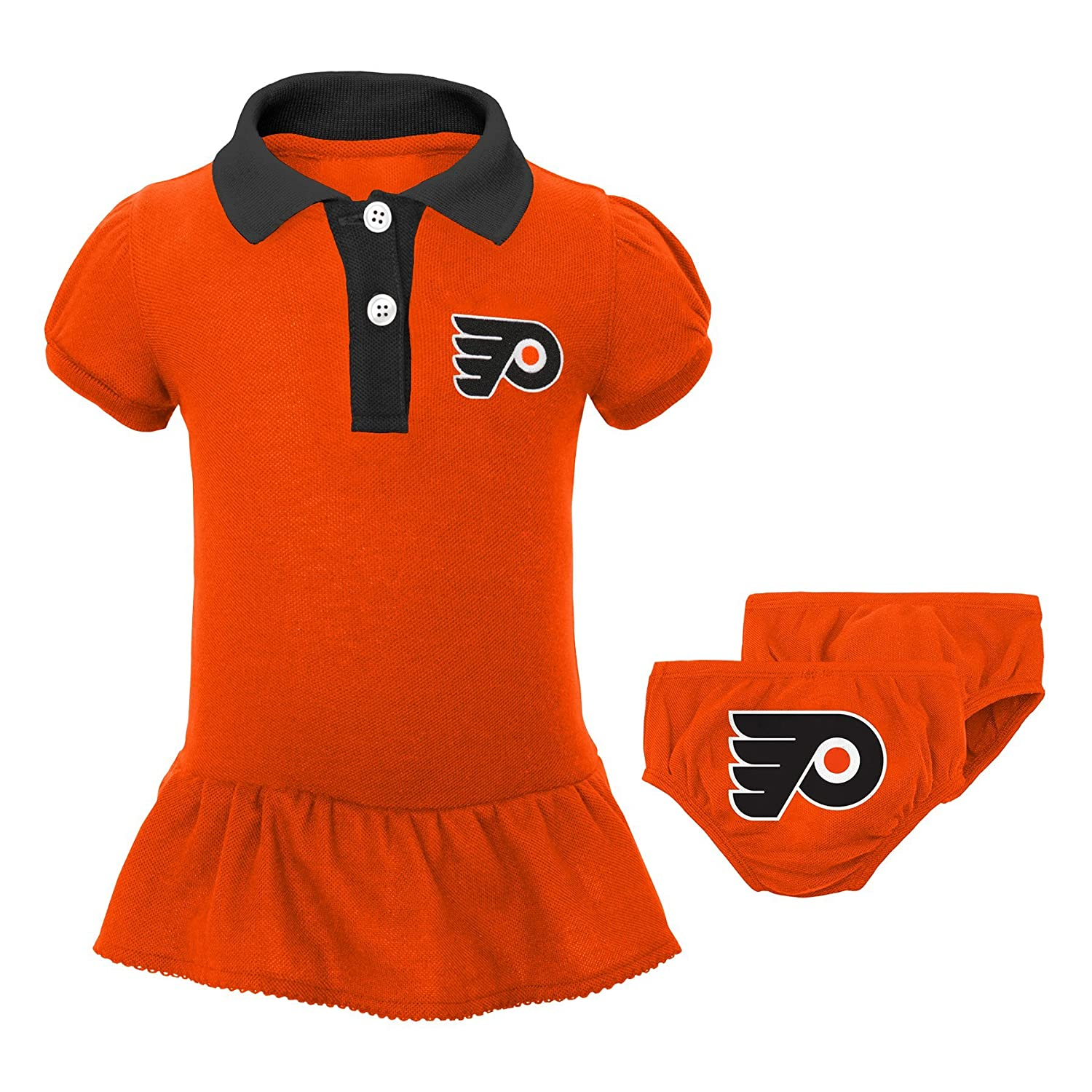 Outerstuff NHL Newborn /& Infant Little Prep Polo /& Diaper Cover Set