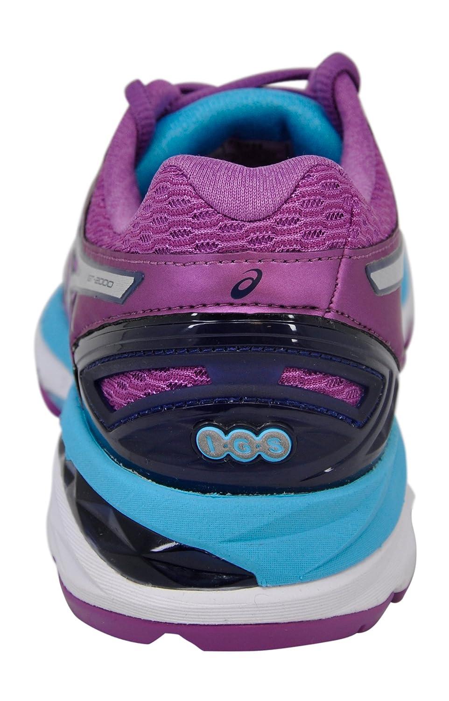 ASICS Women's Gt-2000 5 Running Shoe B0785H6SHJ 7.5 B(M) US|Orchid/Silver/Aquarium