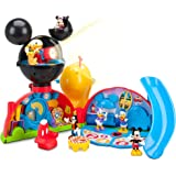 Disney Mickey Mouse Clubhouse Deluxe Playset No Color