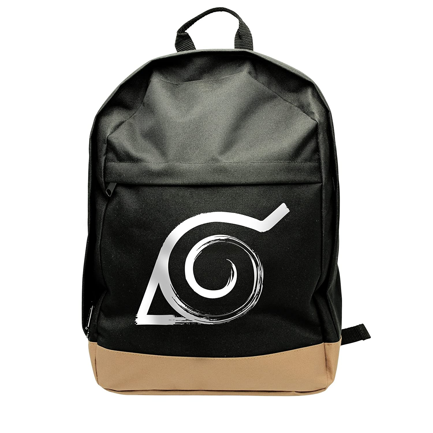 ABYstyle Abysse Corp _ Abybag245Naruto Shippuden–Sac à Dos Konoha Abysse Corp_ABYBAG245