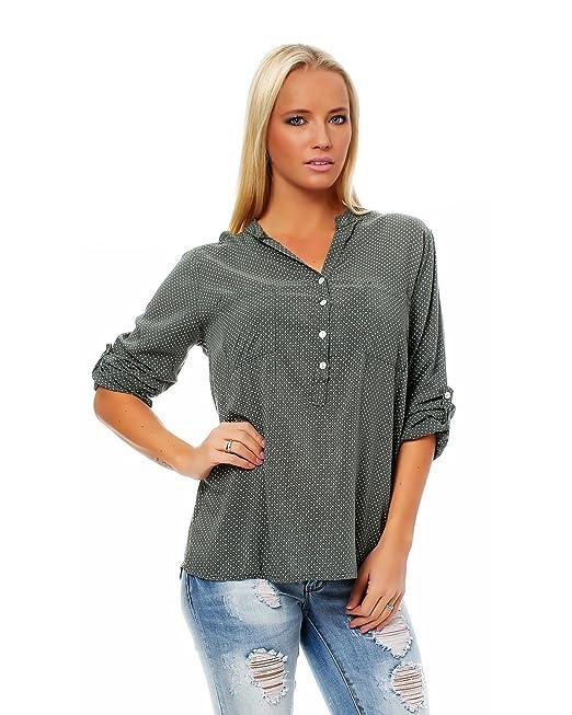 Moda Italy fina viscosa Blusa Camisa Blusa Manga Larga Fischer Camisa Regular Fit ligero Manga Larga