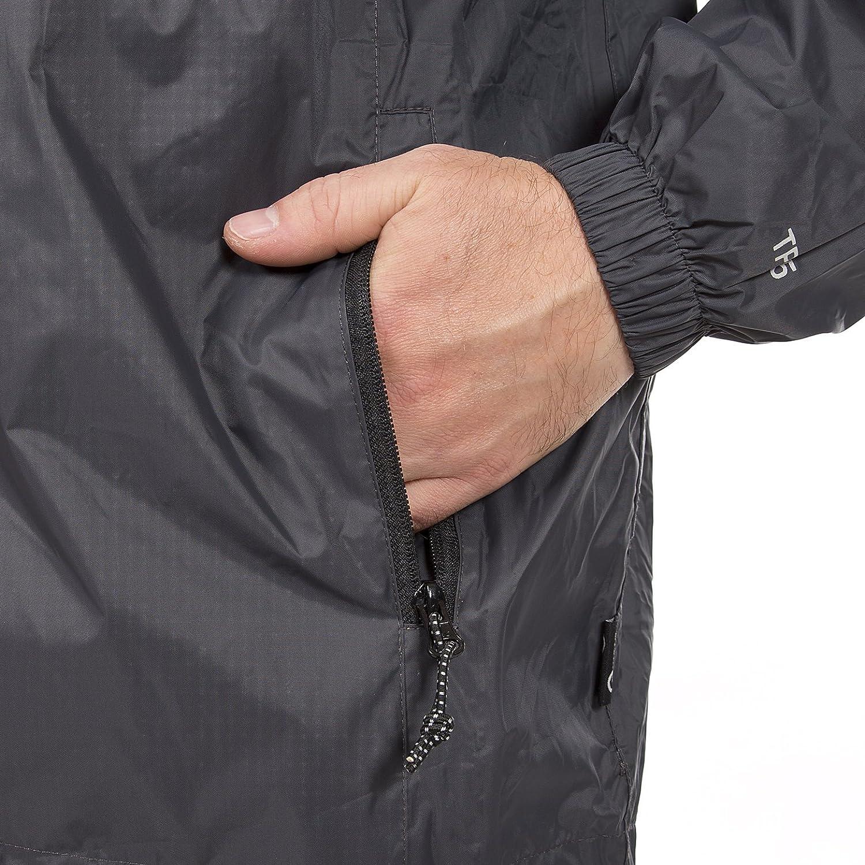 Trespass unisex Trespass Kids Qikpac Packaway Tp75 Jacket