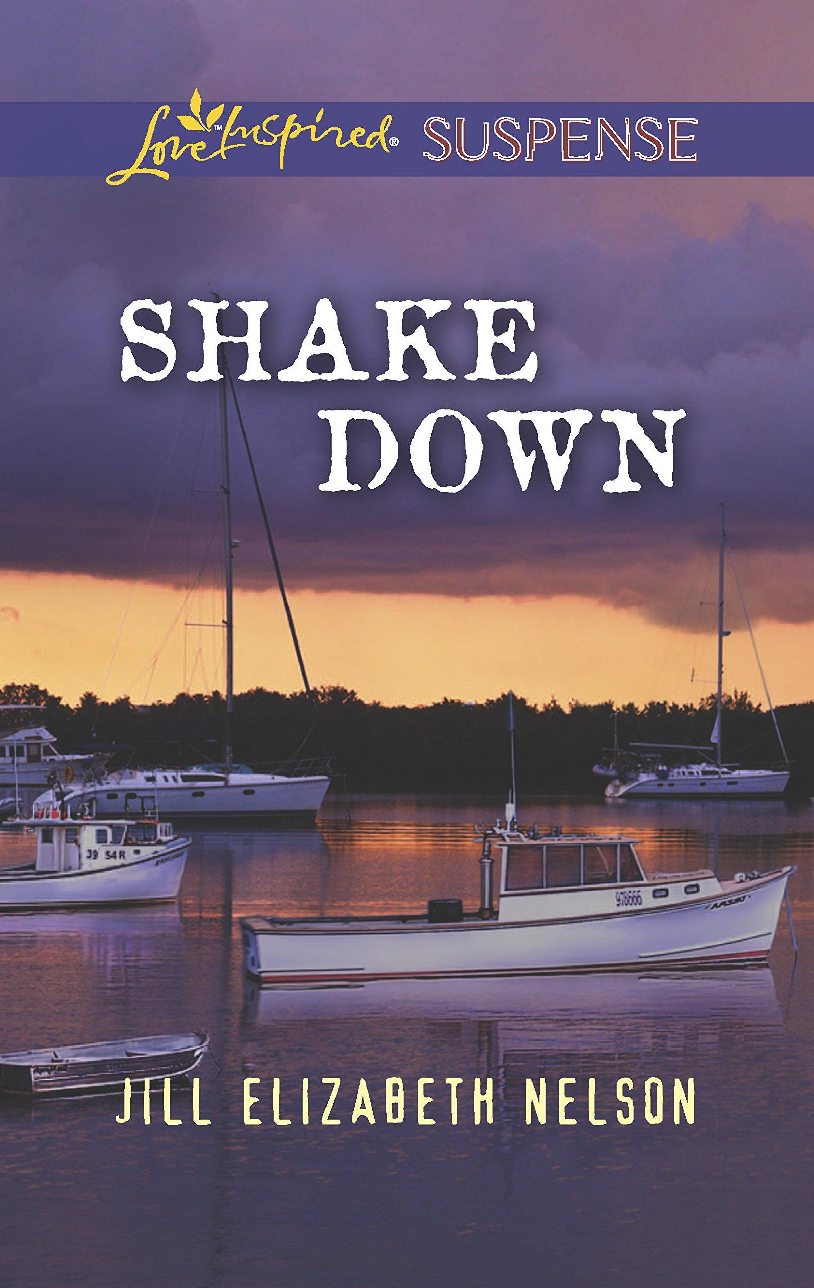 Download Shake Down (Love Inspired Suspense) ebook