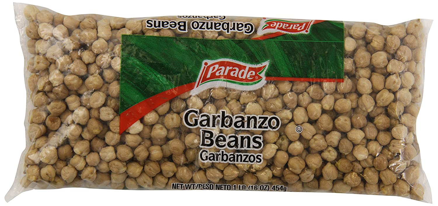 Amazon.com : Parade Garbanzos Beans, 1 Pound (Pack of 12) : Trail Runners : Grocery & Gourmet Food