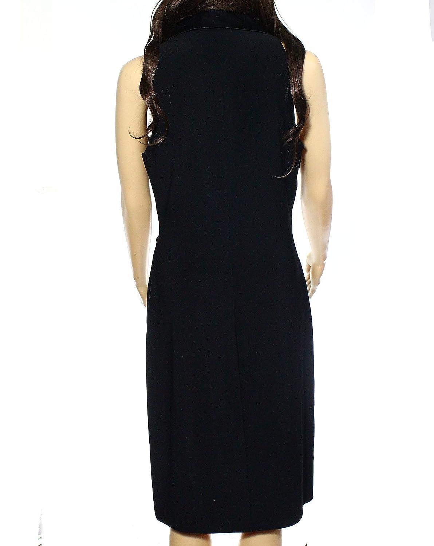 8812282bd288c Lauren by Ralph Lauren Ruched Jersey Sleeveless Cocktail Dress  at ...