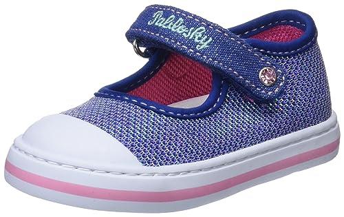 Pablosky 939520, Chaussures Pour Les Filles, Bleu, 21 Eu