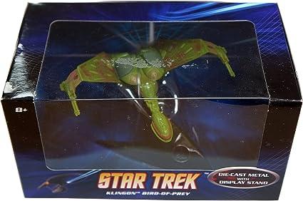 Hot Wheels Star Trek Klingon Bird Of Prey HMS Bounty P8524