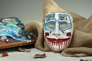 """Mascara de carnaval """" ..."""