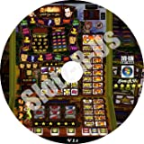 Fruit Machine Emulator DVD, 1240+ Machines, PC Laptop Touch Screen, Highly Modified by Slotz-R-Us.
