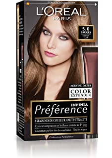 prfrence loral paris coloration permanente 51 chtain clair - Chatain Clair Coloration