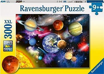 Children's Map Solar System Jigsaw