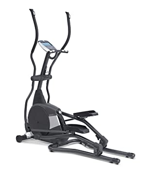 Horizon Fitness Elliptical Ergometer Andes 5 - Elíptica de fitness (plegable, programable, manual