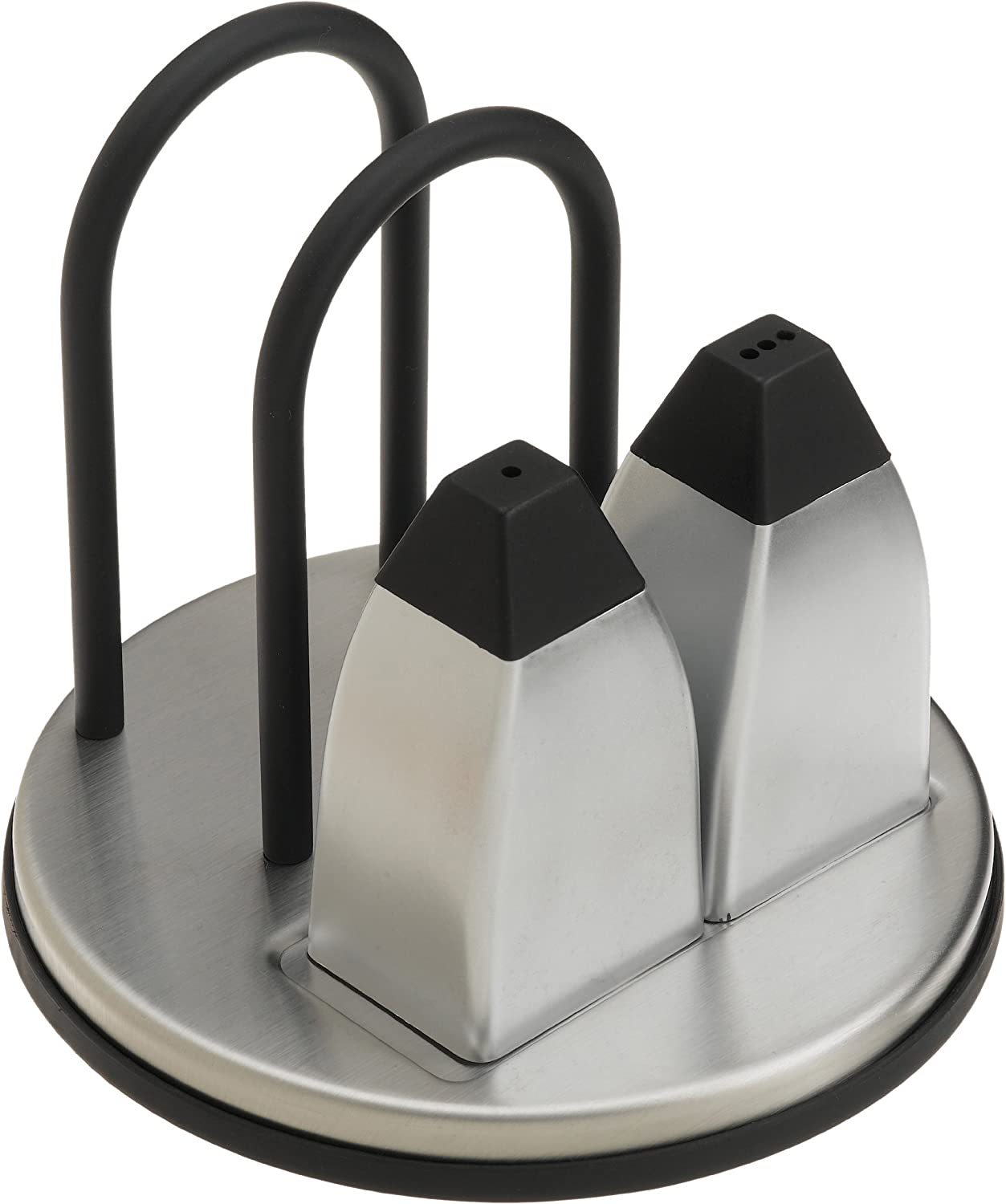 "Prodyne M-915 Napkin Holder, 6.5"", Silver"
