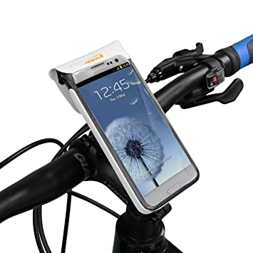 Amazon.com: Ibera bicicleta Smartphone Funda impermeable ...