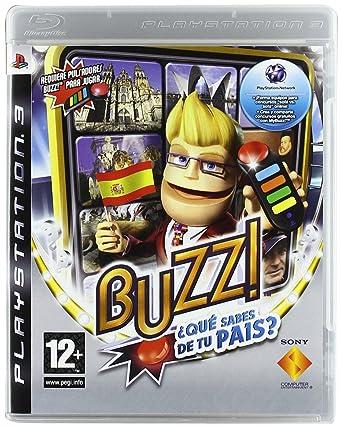 Buzz! ¿Que Sabes De Tu Pais?: Amazon.es: Videojuegos
