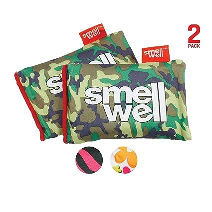 Bolsas purificadoras de aire SmellWell para eliminar olores ...