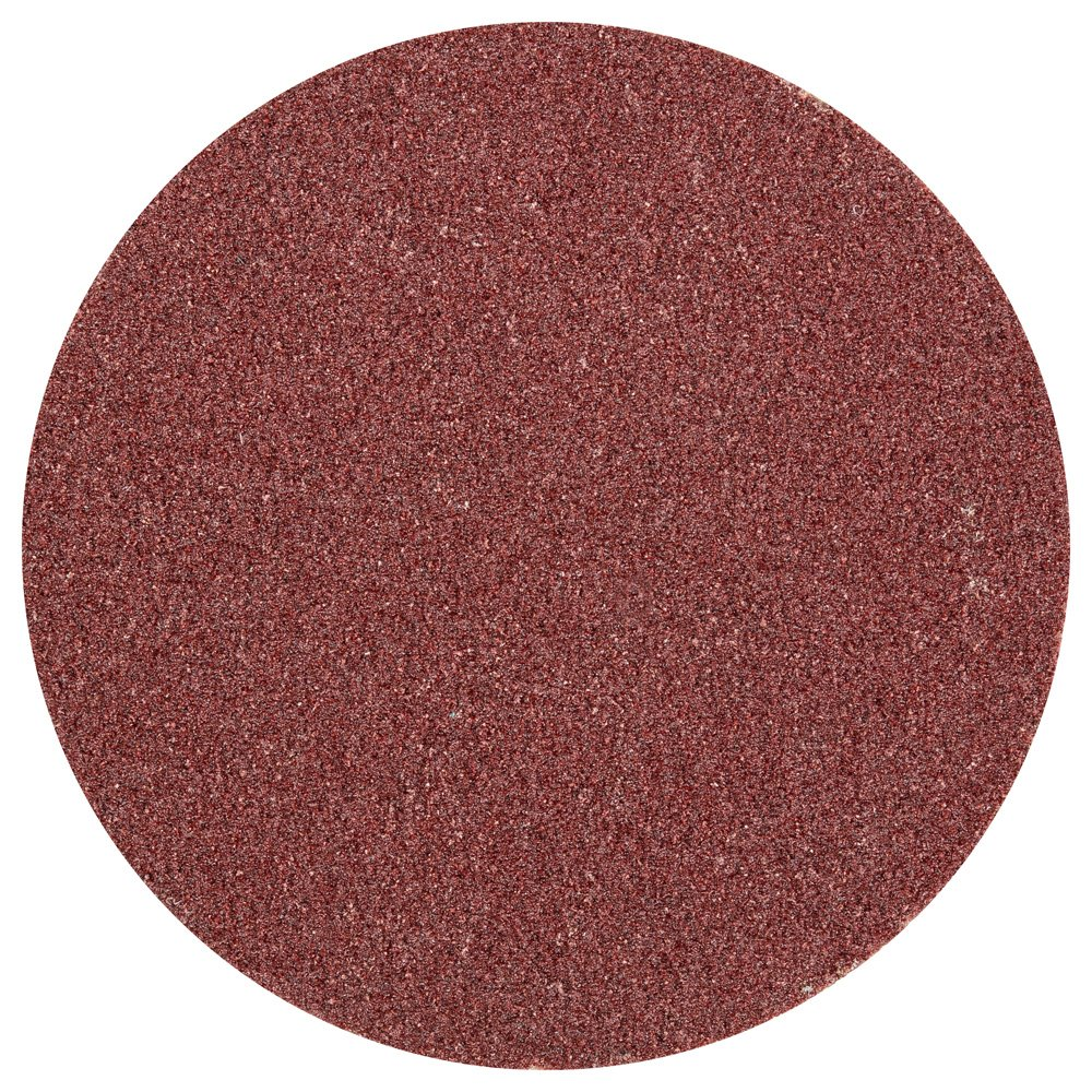 PFERD 42488 Combidisc Quick Change Abrasive Disc Type CDR 1 Diameter Aluminum Oxide A Pack of 100 320 Grit