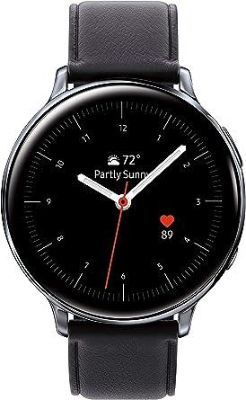 Samsung Galaxy Watch Active2 (44mm), Silver (LTE Unlocked) - SM-R825USSAXAR (US Version & Warranty)