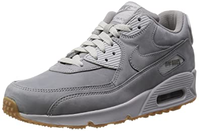 NIKE Air Max 90 Winter PRM, Chaussures de Running Homme, Gris (Medium MDM