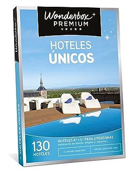 WONDERBOX Caja Regalo -HOTELES ÚNICOS- 130 hoteles únicos de 4* y 5* para Dos Personas: Amazon.es: Deportes y aire libre