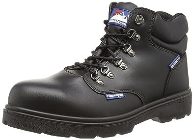 HimalayanHygrip Waterproof - Zapatos de seguridad para hombre, color negro (Negro), talla