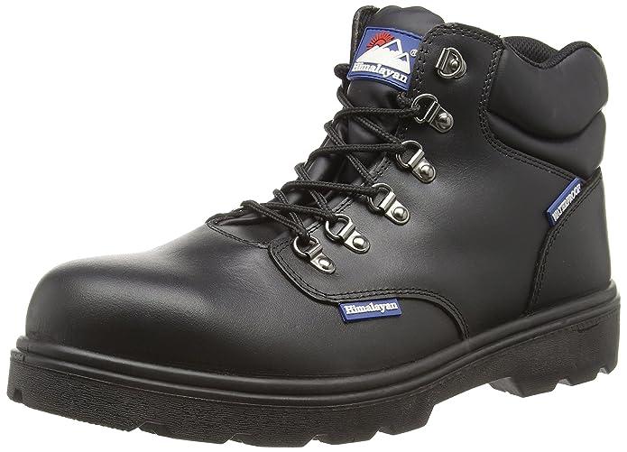 HimalayanHygrip Waterproof - Zapatos de Seguridad para Hombre, Color Negro (Negro), Talla 47 EU (13 UK)