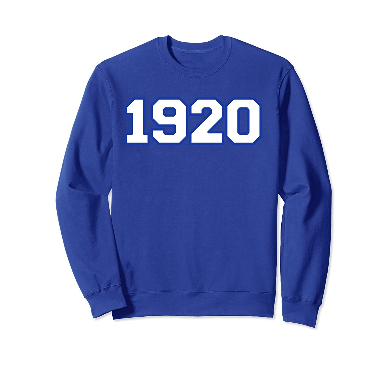 Womens Zeta Phi Beta Sweatshirt // Zeta Phi Beta Gift-ah my shirt one gift