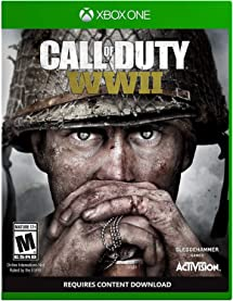 Call of Duty: WWII - Xbox One Standard Edition     - Amazon com