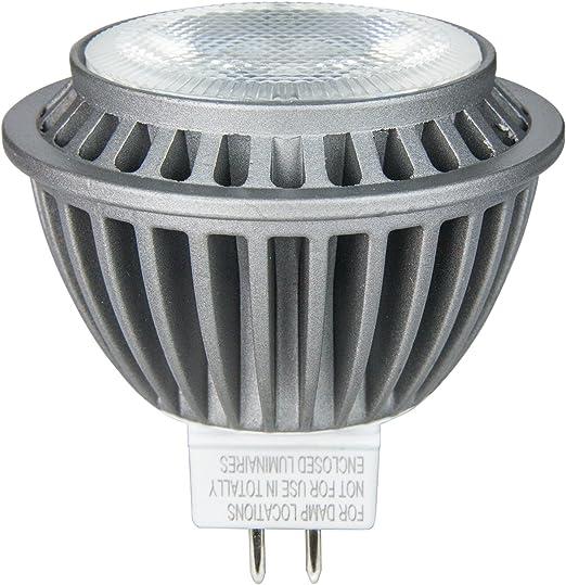 Case of 12 LED Light Bulb TCP LED7P1641KFL 7-Watt Dimmable PAR16 4100K FL40