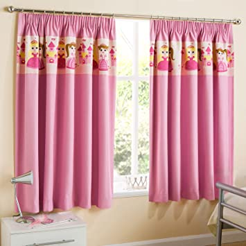 Childrens pink blackout curtains uk curtain menzilperde net for Childrens curtains uk