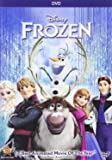 Frozen (DVD 2014) Animated Kids Family Adventure